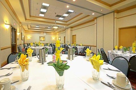 Holiday Inn EL PASO-SUNLAND PK DR & I-10 W - Banquet Room