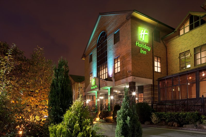 Holiday Inn Rotherham-Sheffield M1,JCT.33 Fasad