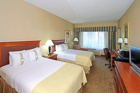 Holiday Inn EL PASO-SUNLAND PK DR & I-10 W - Amenities include fridges and microwaves at our El Paso hotel