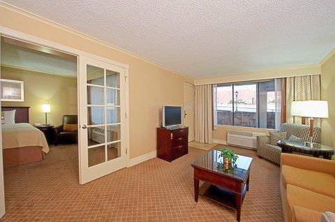 Holiday Inn EL PASO-SUNLAND PK DR & I-10 W - Jacuzzi Suite