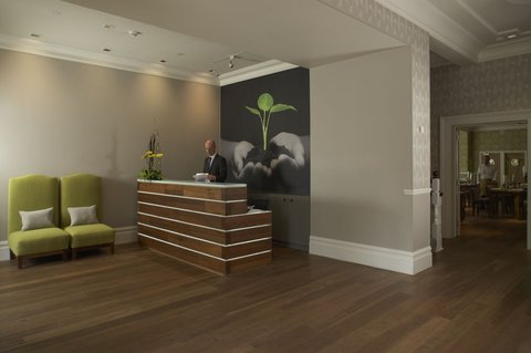 The Green House Hotel - Reception