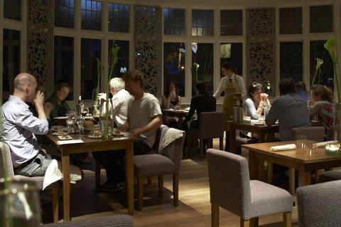 The Green House Hotel - Restaurant
