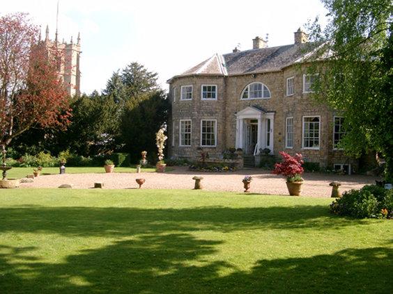 Washingborough Hall Hotel Dış görünüş