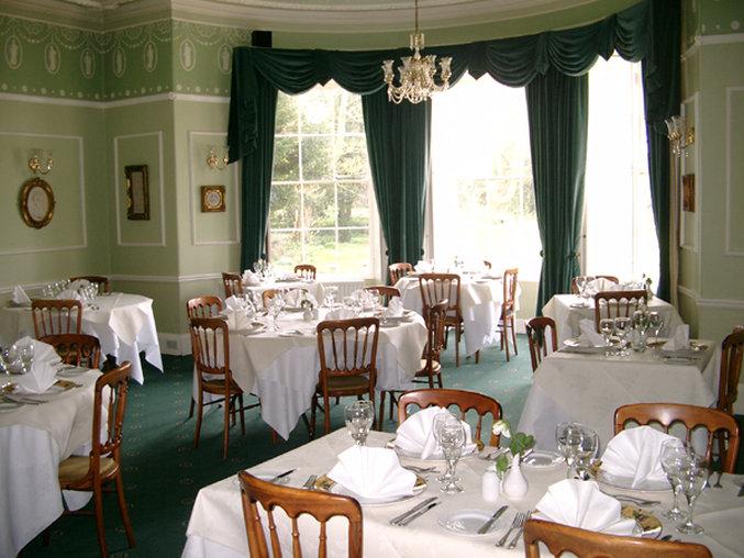 Washingborough Hall Hotel Lobi