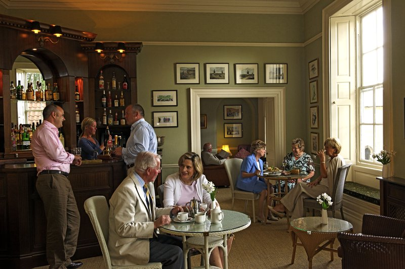 Washingborough Hall Hotel Salon/Lobi