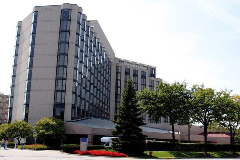Book the hilton chicago o 39 hare rosemont in rosemont for Chicago ord hotels