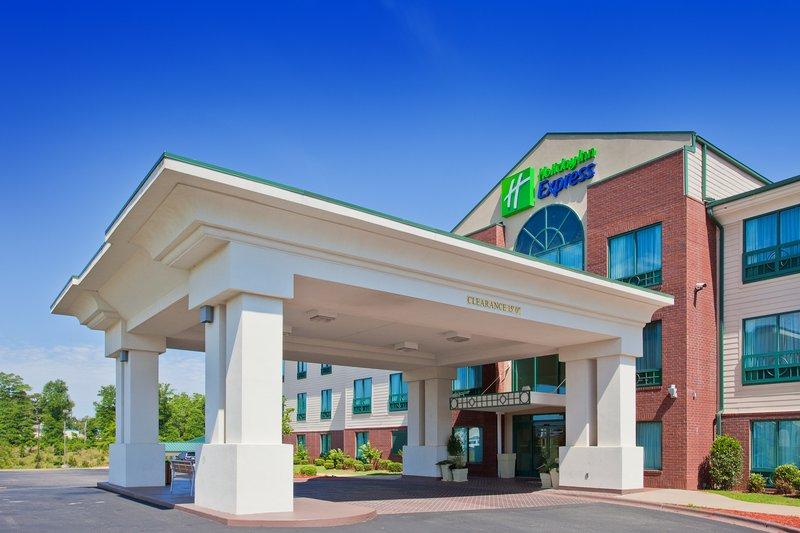 Holiday Inn Express & Suites ENTERPRISE - Enterprise, AL
