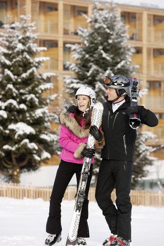 Kempinski Hotel Das Tirol - Kempinski Hotel Das Tirol Ski In Ski Out