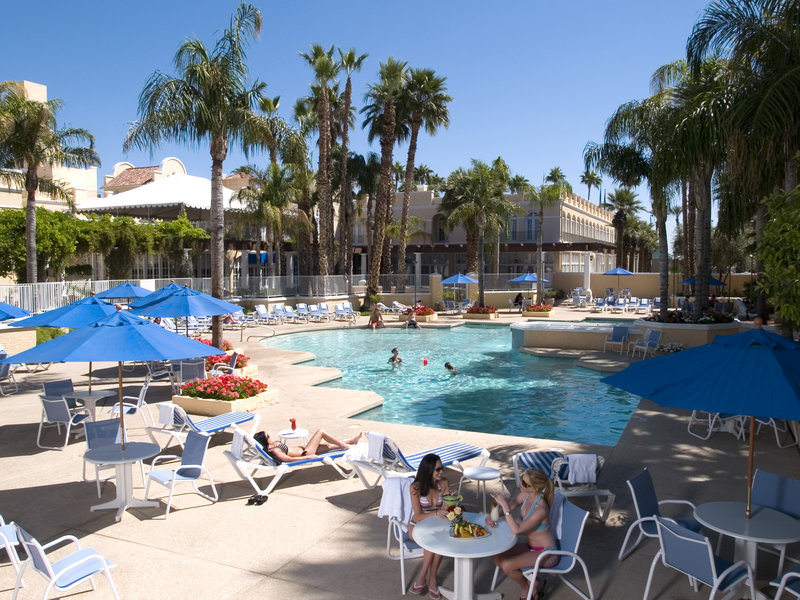 Crowne Plaza Resort San Marcos Golf Resort Poolansicht