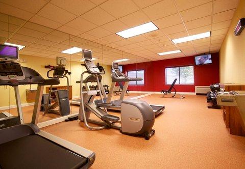 希科里萬怡酒店 - Fitness Center