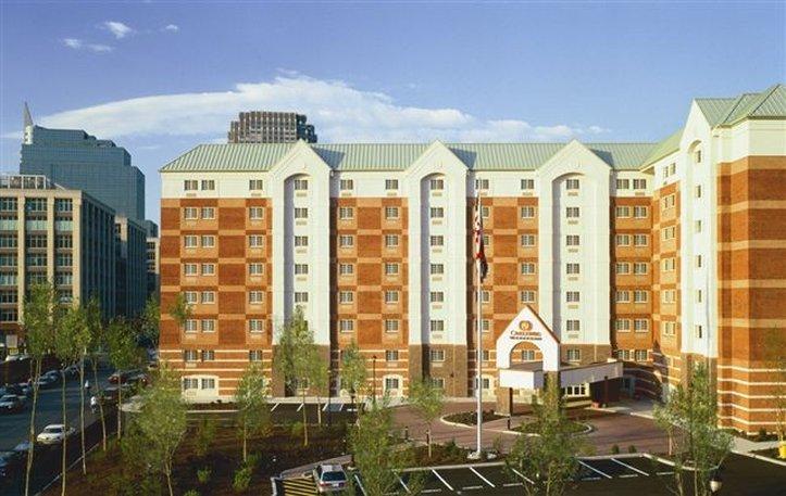 Candlewood Suites Jersey City Außenansicht