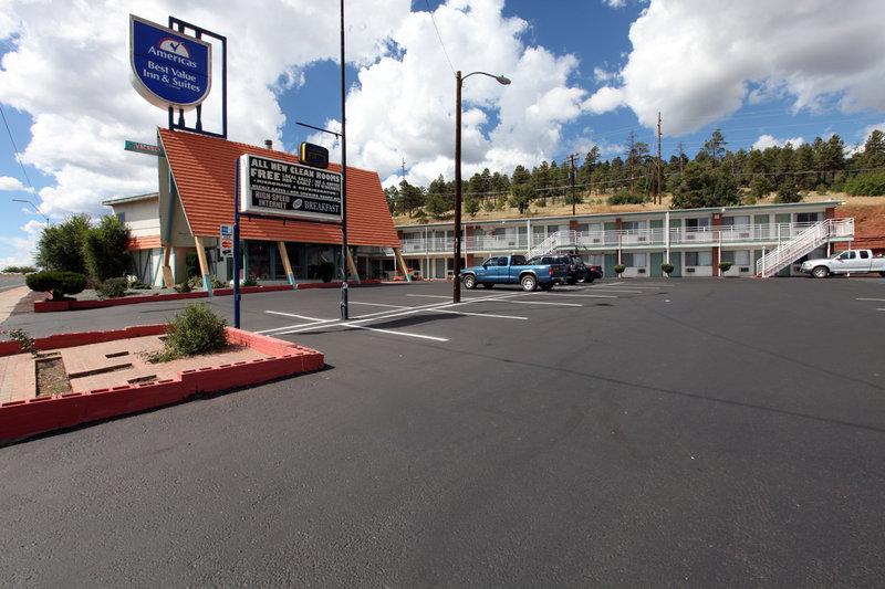 Americas Best Value Inn and Suites - Flagstaff E. Route 66 - Flagstaff, AZ