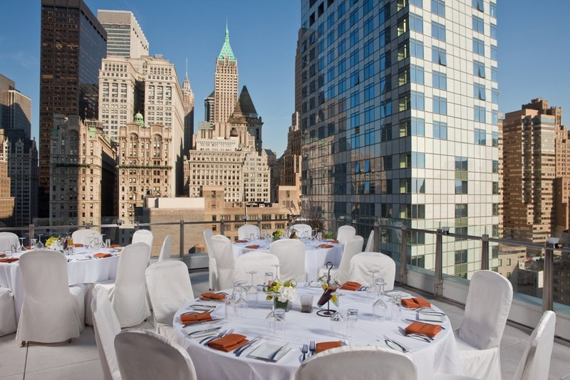 World Center Hotel - New York, NY