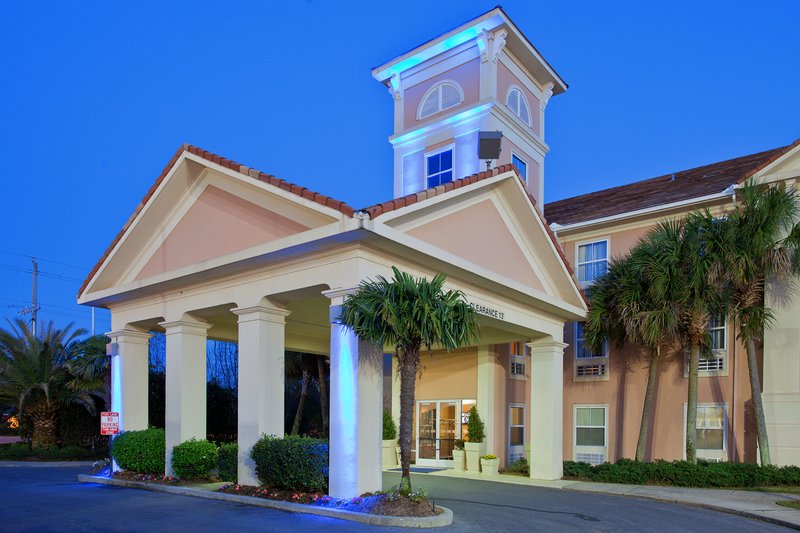 Holiday Inn Express  FAIRHOPE-POINT CLEAR Vista esterna