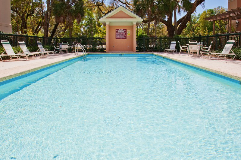 Holiday Inn Express  FAIRHOPE-POINT CLEAR Vista della piscina