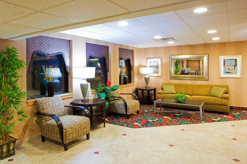 Holiday Inn Express FAIRFAX - ARLINGTON BOULEVARD - Mc Lean, VA