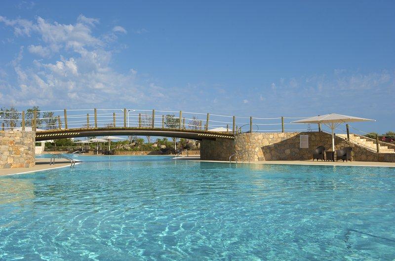 Crowne Plaza Hotel Vilamoura Algarve Piscina