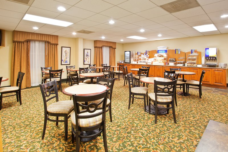 Holiday Inn Express  FAIRHOPE-POINT CLEAR Ristorazione