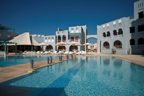 Fanadir Hotel El Gouna adults only - Fanadir Hotel Pool And Terrace