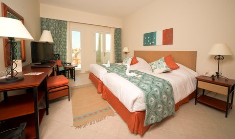 Fanadir Hotel El Gouna adults only - Standard Twin Room