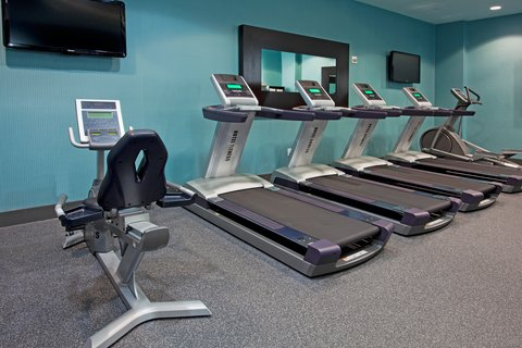 Crowne Plaza FT. LAUDERDALE AIRPORT/CRUISE - Crowne Plaza Hotel Fitness Center