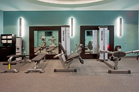 Crowne Plaza FT. LAUDERDALE AIRPORT/CRUISE - State-of-the-Art Fitness Center