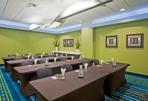 Crowne Plaza FT. LAUDERDALE AIRPORT/CRUISE - Meeting Room - Crowne Plaza Airport