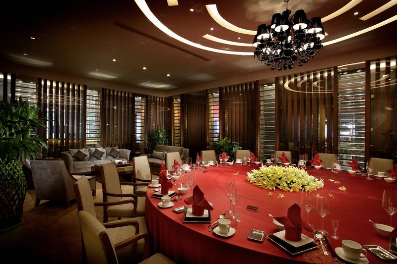 Crowne Plaza Hotel Sun Palace Beijing Gastronomie