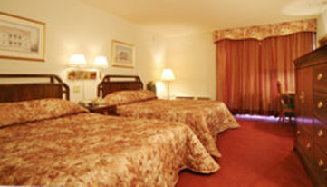 Fireside Resort Inn and Suites Gilford - Two Queens Room