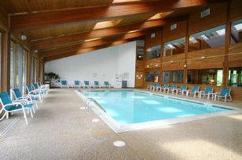 Fireside Resort Inn and Suites Gilford - Poolindoor