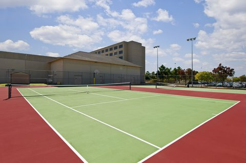 NCED Hotel And Conference Center - Tennis Court
