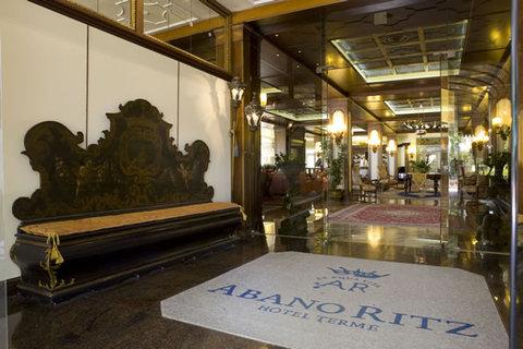 Hotel Abano Ritz - Lobby