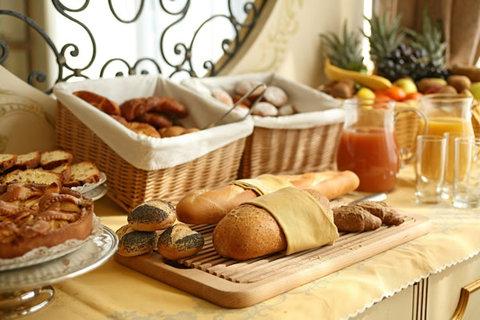 Hotel Abano Ritz - Breakfast