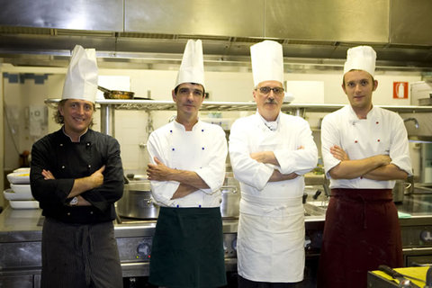 Hotel Abano Ritz - Chef