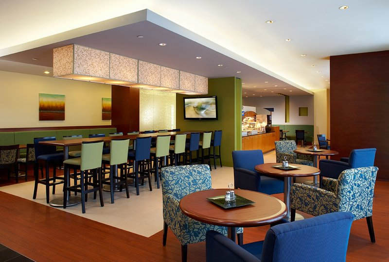 Holiday Inn Express Hotel & Suites Montreal Airport レストラン