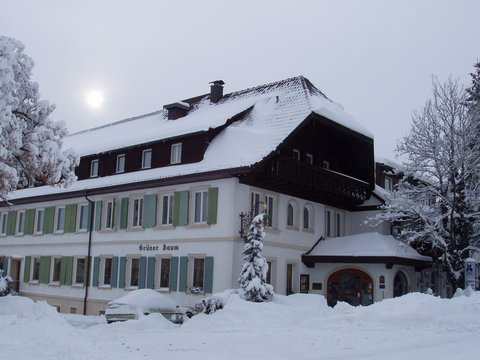 Flair Hotel Gruener Baum - Exterior