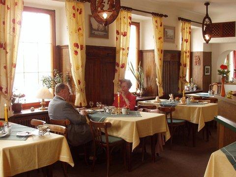 Flair Hotel Gruener Baum - Restaurant