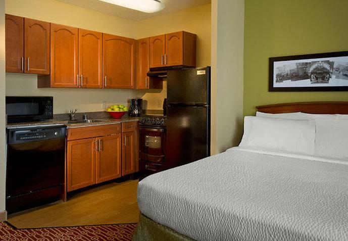 Hotel TownePlace Suites Denver Tech Center Billede af værelser