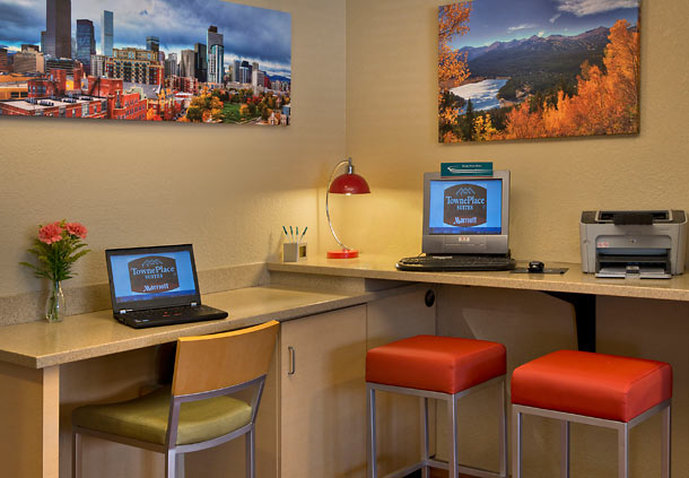 Hotel TownePlace Suites Denver Tech Center Muuta