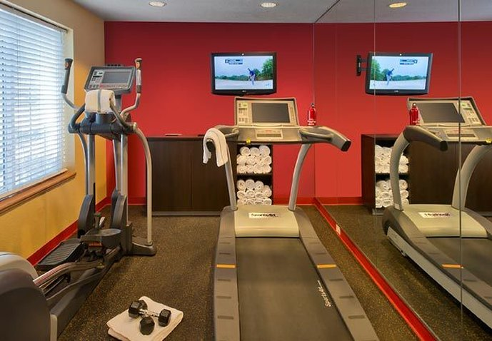 Hotel TownePlace Suites Denver Tech Center Fitness-klub