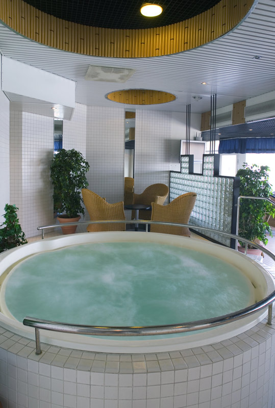 Holiday Inn Tampere Piscine