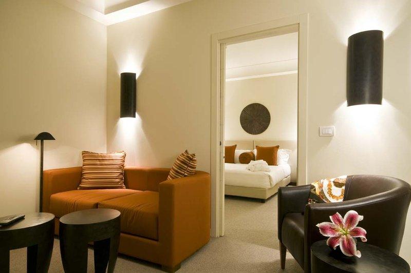 Radisson Blu Hotel, Milan Widok pokoju