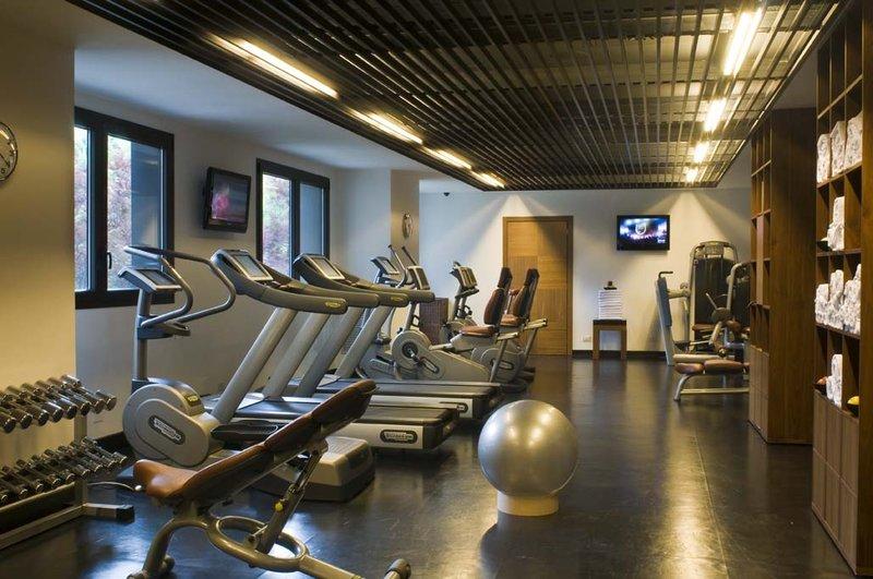 Radisson Blu Hotel, Milan Fitness-klubb