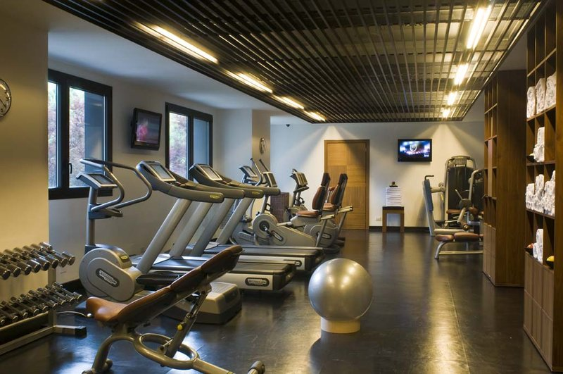 Radisson Blu Hotel, Milan Klub Fitness
