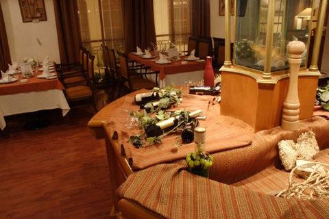 فندق غراند أوروبا - Restaurant