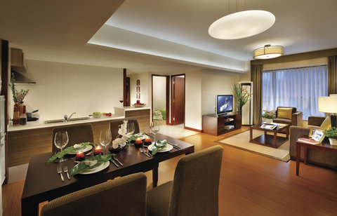 Springdale Serviced Residence - SSRTwo Bedroom Deluxe