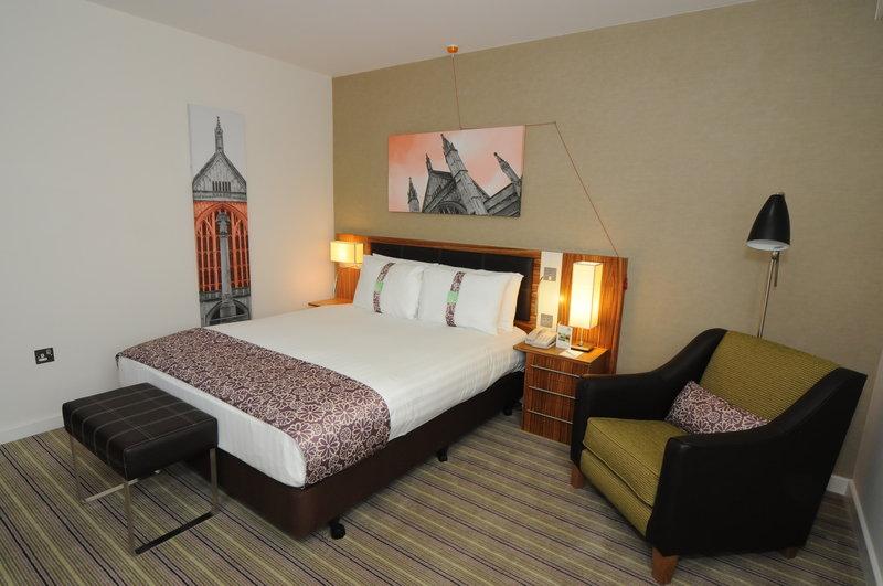 Holiday Inn Winchester Zimmeransicht