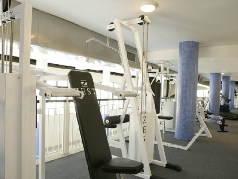 Protea Hotel Island Club - Gym