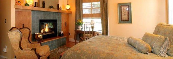 Haddonfield Inn Вид в номере