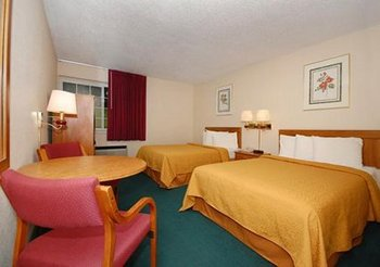Econo Lodge new Stanton - Room